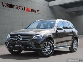 Used 2018 Mercedes-Benz GL-Class GLC 300 4MATIC SUV for sale in Mississauga, ON