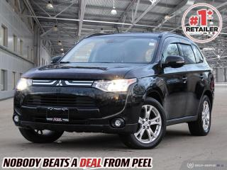 Used 2014 Mitsubishi Outlander 4WD 4dr GT for sale in Mississauga, ON