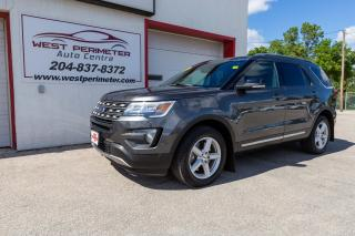 Used 2016 Ford Explorer XLT 4WD* HTD SEATS*NAV*B/UP CAM*BLUETOOTH for sale in Winnipeg, MB