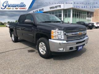 Used 2012 Chevrolet Silverado 1500 LT  - OnStar -  Power Windows for sale in Bracebridge, ON