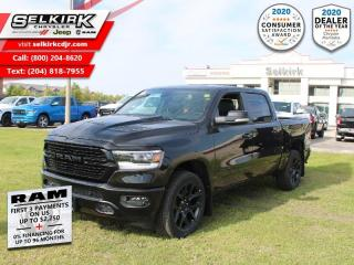 New 2020 RAM 1500 Sport - HEMI V8 - Night Edition for sale in Selkirk, MB
