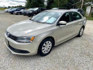 Used 2014 Volkswagen Jetta Sedan 4dr, Trendline+, automatic, a/c, local trade for sale in Halton Hills, ON