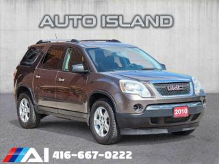 Used 2010 GMC Acadia FWD 4DR SLE1 for sale in North York, ON