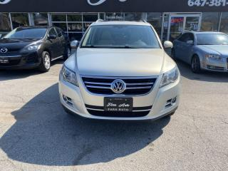 Used 2010 Volkswagen Tiguan SE 4Motion AWD for sale in Scarborough, ON