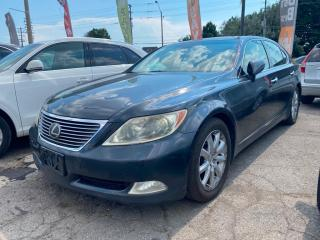 Used 2007 Lexus LS 460 Base for sale in Scarborough, ON