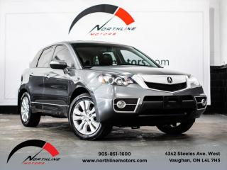 Used 2011 Acura RDX AWD|Tech Pkg|Navigation|Camera|Heated Leather for sale in Vaughan, ON
