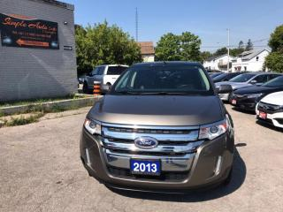Used 2013 Ford Edge 4dr Limited FWD for sale in Barrie, ON