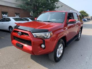 Used 2018 Toyota 4Runner 4WD for sale in North York, ON
