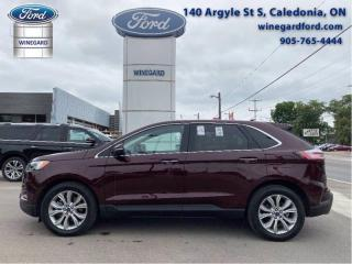 Used 2019 Ford Edge Titanium for sale in Caledonia, ON