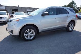 Used 2011 Chevrolet Equinox LS CERTIFIED 2YR WARRANTY *FREE ACCIDENT* BLUETOOTH CRUISE ALLOYS ECO-THECH for sale in Milton, ON