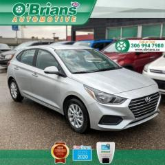 Used 2019 Hyundai Accent Preferred w/Mfg Warranty, Heated Seats, Backup Camera for sale in Saskatoon, SK