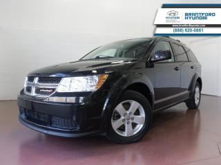 Used 2013 Dodge Journey BLUETOOTH   TOUCHSCREEN   PUSH START  - $68 B/W for sale in Brantford, ON