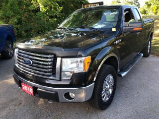 Used 2010 Ford F-150 XLT! EXTENDED CAB! ELECTRONIC BRAKE CONTROL! for sale in Aylmer, ON