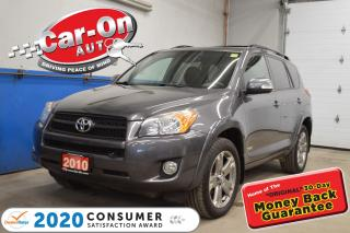 Used 2010 Toyota RAV4 SPORT AWD LEATHER SUNROOF for sale in Ottawa, ON