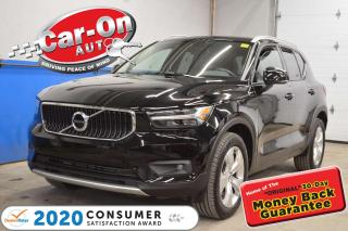 Used 2019 Volvo XC40 285 HP T5 MOMENTUM for sale in Ottawa, ON