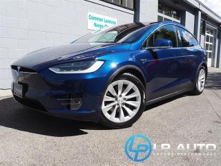 Used 2017 Tesla Model X 75D for sale in Richmond, BC