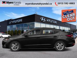 New 2020 Hyundai Elantra Luxury  - $159 B/W for sale in Kanata, ON