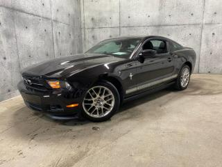 Used 2012 Ford Mustang Coupé 2 portes V6 305HP for sale in St-Nicolas, QC