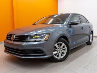 Used 2017 Volkswagen Jetta WOLFSBURG ANDROID CAMÉRA SIÈGES CHAUFFANTS *TOIT* for sale in St-Jérôme, QC