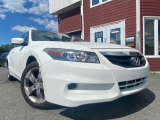 Used 2012 Honda Accord 2 portes 4 cyl. en ligne, boîte automati for sale in Drummondville, QC