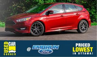 Used 2016 Ford Focus SE for sale in Embrun, ON