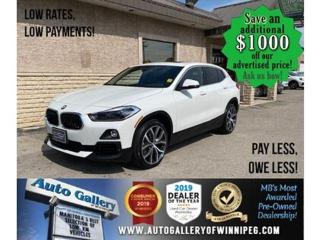 Used 2019 BMW X2 xDrive28i* Lthr/Panoramic/Nav for sale in Winnipeg, MB