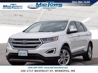 Used 2018 Ford Edge AWD for sale in Winnipeg, MB