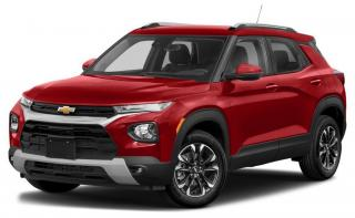 New 2021 Chevrolet TrailBlazer LS for sale in Brampton, ON