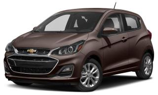 New 2021 Chevrolet Spark 1LT CVT for sale in Brampton, ON