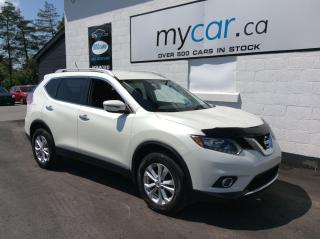 Used 2016 Nissan Rogue SV HEATED PWR SEAT, ALLOYS, BACKUP CAM!! for sale in Kingston, ON
