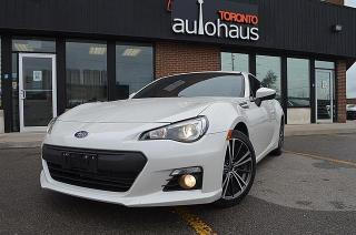 Used 2015 Subaru BRZ Sport-tech/NAVIGATION/NO ACCIDETNS/AUTOMATIC for sale in Concord, ON