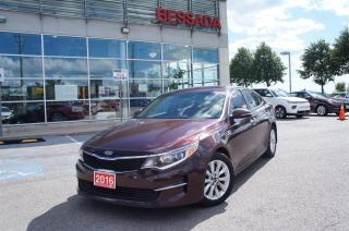 Used 2016 Kia Optima LX + for sale in Pickering, ON