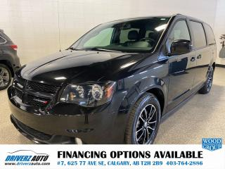 Used 2018 Dodge Grand Caravan GT REAR DVDs for sale in Calgary, AB