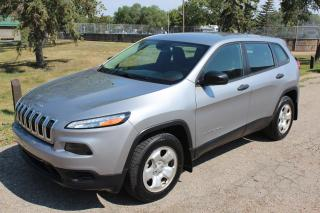 Used 2016 Jeep Cherokee Sport GUARANTEED APPROVAL for sale in Regina, SK