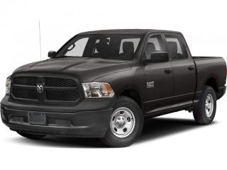 New 2020 RAM 1500 Classic ST BLACK EXPRESS CREW CAB 4X4 for sale in Ottawa, ON