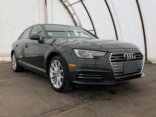 Used 2017 Audi A4 2.0T Progressiv NAVIGATION, FRONT AND REAR PARK SENSE, 360 CAMERA, PUSH START IGNITION for sale in Ottawa, ON