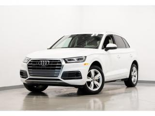 Used 2018 Audi Q5 2.0 QUATTRO Technik GPS for sale in Brossard, QC