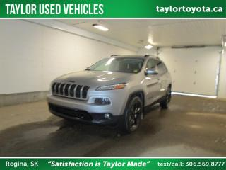 Used 2015 Jeep Cherokee North for sale in Regina, SK