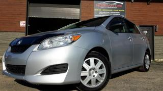 Used 2012 Toyota Matrix automatique tout équipé,bas km(((IMPECCA for sale in St-Henri-de-Levis, QC
