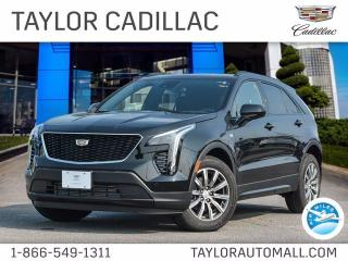 New 2020 Cadillac XT4 AWD Sport for sale in Kingston, ON