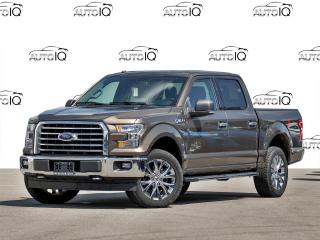 Used 2017 Ford F-150 XLT CREW CAB 4X4!! NAVIGATION!! for sale in Hamilton, ON