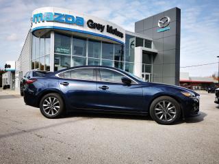 Used 2018 Mazda MAZDA6 GS-L w/Turbo for sale in Owen Sound, ON