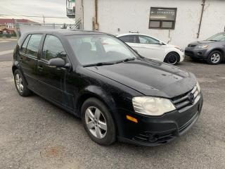 Used 2008 Volkswagen Golf ***AUTOMATIQUE,A/C,MAGS,AUBAINE*** for sale in Longueuil, QC