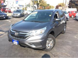 Used 2015 Honda CR-V LX for sale in Sarnia, ON