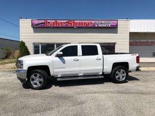 Used 2017 Chevrolet Silverado 1500 LT LEATHER for sale in Tilbury, ON
