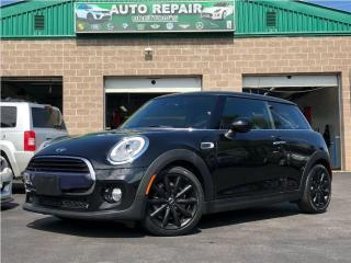 Used 2016 MINI Cooper Hardtop, Navi, Auto, Pano for sale in Burlington, ON