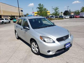 Used 2006 Toyota Matrix Automatic, 4 Door, 3/Y Warranty Available. for sale in Toronto, ON