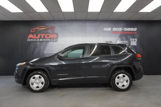 Used 2014 Jeep Cherokee CHEROKEE SPORT FWD 2014 70 355KM for sale in Lévis, QC