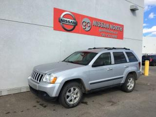 Used 2008 Jeep Grand Cherokee Laredo 4dr 4WD 4 Door for sale in Edmonton, AB