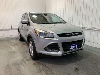 Used 2016 Ford Escape SE w/HEATED SEATS, BACKUP CAMERA, ONE LOCAL OWNER!! for sale in Huntsville, ON